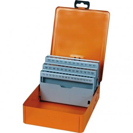krabička na vrtáky 6-10 mm