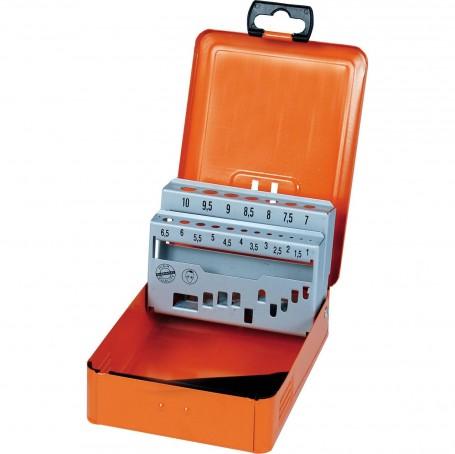 krabička na vrtáky 1-10/0.5 mm