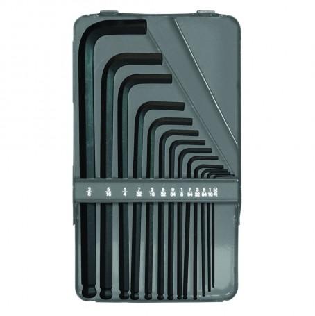 "Sada L.-klíčů/inch MetBLX 13. 0.05-3/8"""