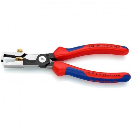 Odizolovací kleště s kabelovými nůžkami