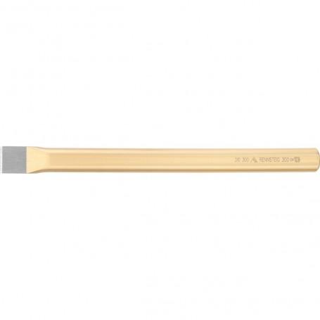 Sekáč plochý/ délka 400 mm. hrot 27 mm