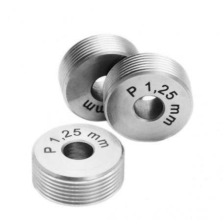 Sady metrických kladek- 2mm/R36