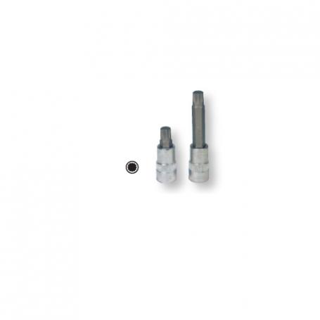 """1/2"""" zástrčná hlavice M8/100mm"""