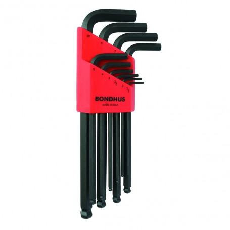 Sada L.-klíčů/metric BLX10. Automechanik