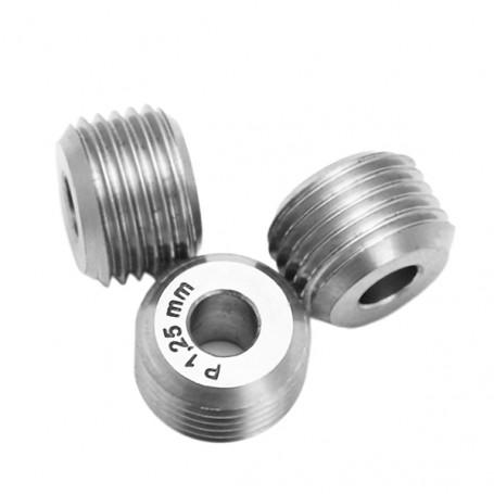 Sady metrických kladek- 1.5mm/R16