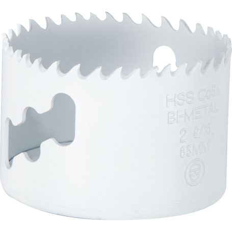HSS-CO Děrovací korunka 23mm