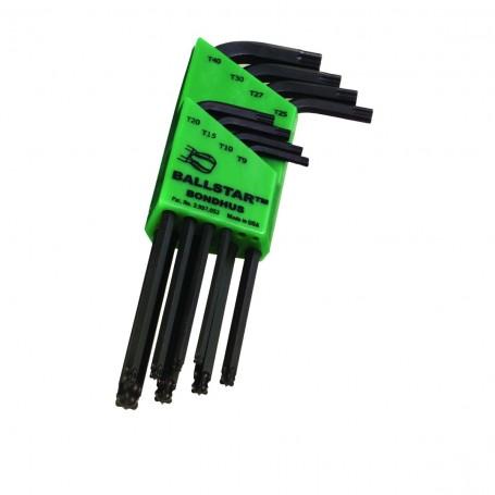 Sada L.-klíčů/torx LTX 8