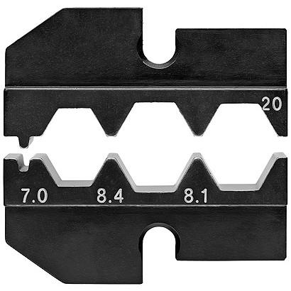 Nástavec lisovací pro konektor F