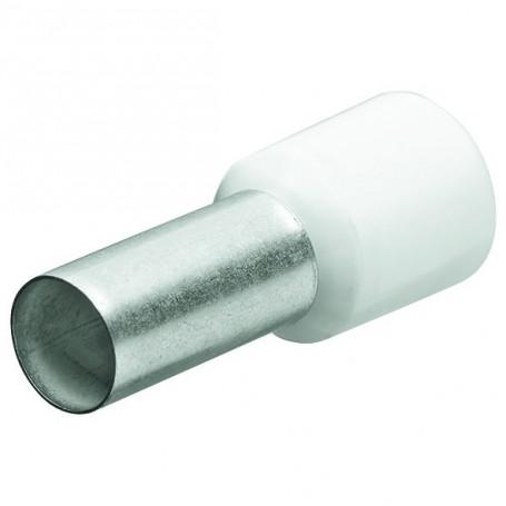 Dutinky s izolací, 0.5 bílá, 8mm/200ks