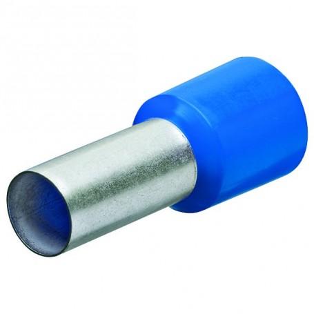 Dutinky s izolací, 2.5 modrá,8mm/200ks