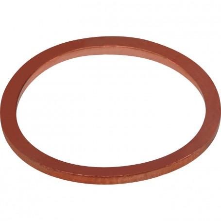 V-COIL těs.kroužek CU 15x19x1,5 (25 St.)