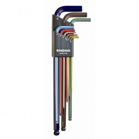 Sada L-klíčů/metric LWR XL ColorGuard
