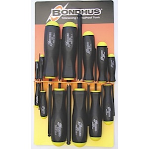 Sada šroubováků inch BSX 13 kul./standar