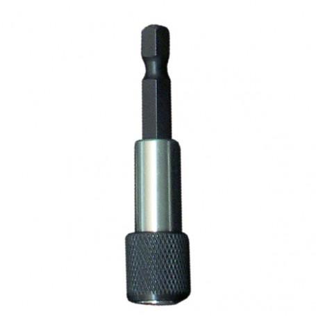 Držák bitů s rychloup. 60mm
