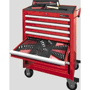 PR-díl.vozík RedLine-prázdný 7zás.