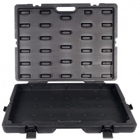 Kufr pro 3 nářaď.vložky - prázdný