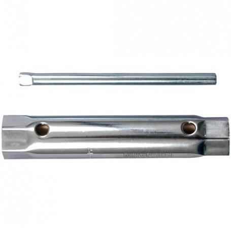 Trubkový klíč oboustr.17x19mm