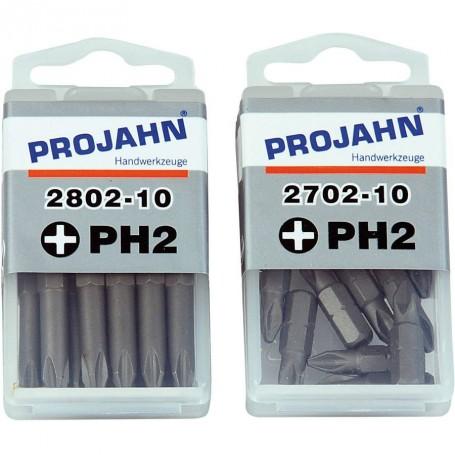 Bit PH2 50mm 10ks/bal